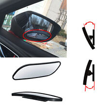 SUV Car Wide Angle Rear Mirrors Universal Side Rearview Blind Spot Mirrors 2x yu