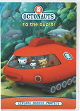 Octonauts: To the Gup-X (2014, REGION 1 DVD New)