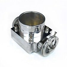 PERFORMANCE 80MM INTAKE THROTTLE BODY CNC BILLET RACING
