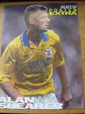 1970's-90's Autographed Magazine Picture: Southampton - Shearer, Alan [Away Kit]