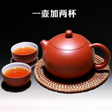 "Chinese Yixing ""ZHU NI"" TEAPOT,China Classic red Xishi tea pot Zisha,tee 200ml"