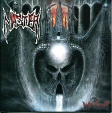 Master - The Witch Hunt CD 2013 death metal Phil Speckmann
