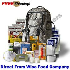 """Wise Food Company Emergency Backpacks, 5 Days Survival Supply """"Digital Camo"""""""