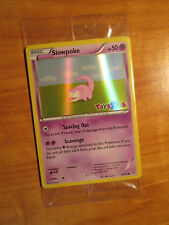 Pokemon TOYS R US 20th Anniversary SLOWPOKE Card XY Generations Set 32/83 PROMO