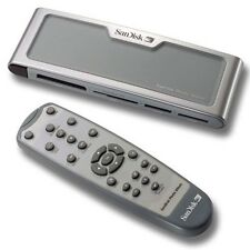 Sandisk Photo Album SDV2S-D-E30 - CompactFlash SD MMC Memory Stick SmartMedia XD