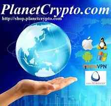 VPN Service US/Netherlands ( 1 Month ) OpenVPN 100 Mbps