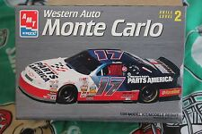 AMT/Ertl Darrell Waltrip #17 Western Auto Parts Chevy Monte Carlo Model Kit