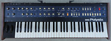 Korg Polysix w/Kiwisix Upgrade/Midi - Analog Polysynth - Pro-Serviced -
