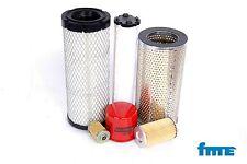Filterset Takeuchi TB 135 Yanmarmotor 3 TNE 88-E bis Snr. 13514050 Filter