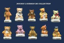 Fèves DOUDOU L'OURSON DE COLLECTION  AN775  New 2013!!!