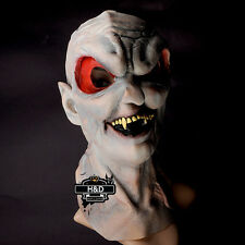 Horror Alien ET Mask Scary Halloween Props Fancy Dress Cosplay Party Costume