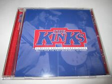 THE KINKS LIMITED EDITION COMPILATION CD 9-TRACK PROMO ONLY 1998