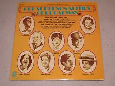 Fanny Brice et al Great Personalities of Broadway 1977 Pickwick ACL-7049 SS LP