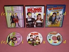 3x DVD _ Freaky Friday & Blind Wedding & Ey Mann-Wo is' mein Auto?