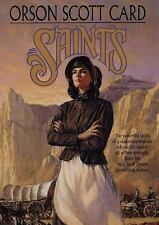SAINTS unabridged audio book on MP3 CD by ORSON SCOTT CARD (26 Hours)