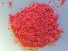 500G FLUORESCENT RED POWDER PAINT FOR ART & CRAFT PROJECTS CHILDRENS CRAFTS