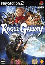 Used PS2 Rogue Galaxy   Japan Import (Free Shipping)