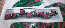 Design Works WATERMELON NAPKIN RINGS Plastic Canvas Kit  Makes 8