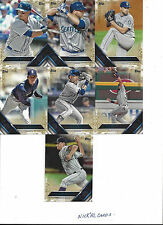 2016 Topps 2 Gold #/2016 Leonys Martin Seattle Mariners #601