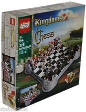 LEGO® Kingdoms Chess - Schach Schachspiel 853373 NEU & OVP