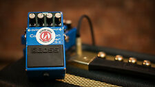 Boss CS-3 Compressor Alchemy Audio Modified Guitar Effects Pedal Video Demo!