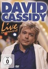 Live in Concert by David Cassidy (DVD, Jul-2010, ZYX)