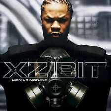 Xzibit : Man Vs Machine CD (2002)