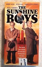 The Sunshine Boys (Prev. Viewed VHS) Woody Allen Peter Falk Sarah Jessica Parker