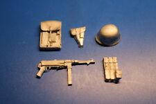Nuevo-Deutsches oficial set, WK II, RC tanques accesorios, escala 1:16