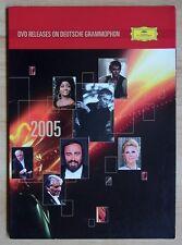 DVD : MUSIC TO WATCH - CLASSICS   Placido Domingo, Karajan u.a. - rare Pressung!