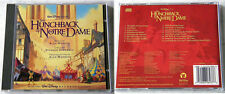 THE HUNCHBACK OF NOTRE DAME Der Glöckner Of Notre Dame .. Walt Disney CD TOP