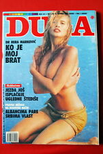 CLAUDIA SCHIFFER ON SEXY COVER 1994 VERY RARE EXYUGO MAGAZINE