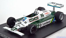 1:18 Spark Williams FW07B World Champion Jones 1980
