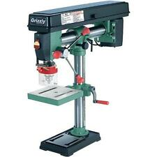 G7945 Grizzly 5 Speed Benchtop Radial Drill Press
