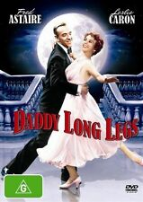 Daddy Long Legs /fred astaire  (DVD, 2007)