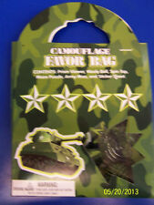 Camouflage Camo Army Military Boys Kids Birthday Party Favor Gift Toy Goody Bag