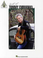 Best Of Tommy Emmanuel Learn to Play Guitar TAB Music Book