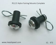 50803-NF4-610, Honda Fairing Mounts, RS125 Honda, Honda RS125R, Fairing Mounting