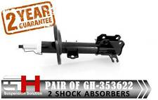 2 NEW FRONT SHOCK ABSORBERS FOR VAUXHALL VECTRA C / SIGNUM / 09.2004-  // 353622