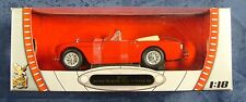 1958 Aston Martin DB2-4 Mark III - Red * 1:18 Die-Cast Metal * Road Signature *