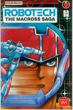 Robotech: The Macross Saga # 6 (USA, 1985)
