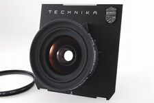 【AB Exc+】Schneider Super Angulon 58mm f/5.6 XL-110° MC w/Linhof Board JAPAN#2027