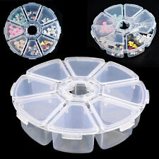 NEW Wholesale Nail Art Tips Rhinestone Decoration Jewelry Empty Storage Case Box