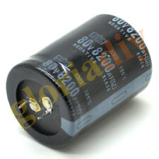 Electrolytic Capacitor 8200uF 80V 35*45mm Free Shipping