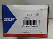 SKF Y Bearing - YEL 211-2F- Brand New - 55 bore
