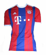 FC Bayern Munich Jersey Home 2014/15 Adidas Shirt Germany Soccer Medium