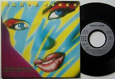"GRACE JONES  (SP 45T 7"")  I'M NOT PERFECT"