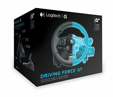 Logitech Driving Force GT Lenkrad (PC/PS2/PS3) Playstation Pc Logitech GT GT
