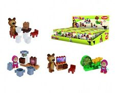 The constructor PlayBIG Starter kit Masha and Bear from 1.5 years Masha i Medved