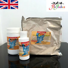 Dr Rob Marshall EPowder TurboBooster Fvite Bird Grit Vitamin Mineral Supplement